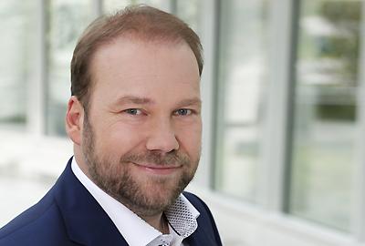 Porträt Andreas Bachmann; Foto: Judith Häusler