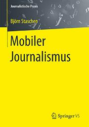 Buchtitel Mobiler Journalismus