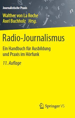 Buchtitel Radio-Journalismus, 11. Auflage