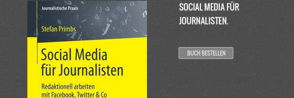 Social Media für Journalisten, Social Media, Gelbe Reihe, Journalismus